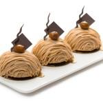 ❝ Mini cheese cake freddo al caffè con barretta di cioccolato ❞