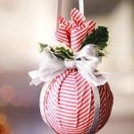 Come rendere Particolare una pallina di polesterolo per il nostro Albero di Natale