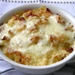 La Cheffina propone….Gratin di Patate all'Alsaziana con Formaggio Ribeaupierre