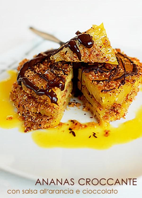 ananas-croccante-cioccolato
