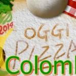 Come preparare la pizza della Colombia