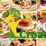 Come fare la Pizza della Croazia dei Mondiali