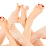 Eliminare il Cattivo Odore dei piedi