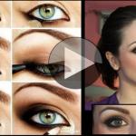 Makeup Smokey Eyes Video-tutorial