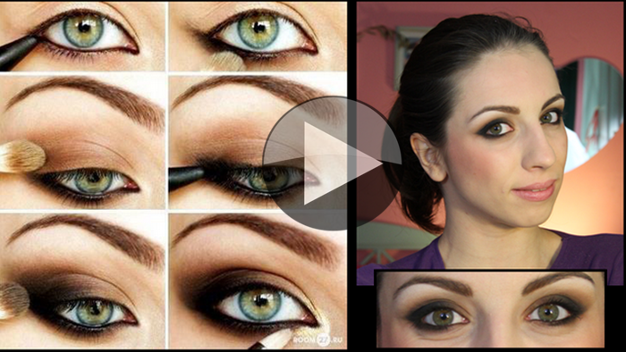 Smokey Eyes Video-Tutorial